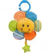 Плюшена играчка за количка Цветенце - 1295 Babyono, 9070142