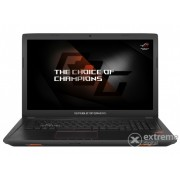 """Laptop Asus Rog Strix GL753VE-GC016 17,3"""", negru, layout tastatura maghiara"""