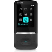 MP4 Player Philips GoGEAR Azure 8GB FM Bluetooth Black