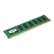 16 Go DDR3 1600 MHz CL11 ECC Registered DR, RAM DDR3 PC3-12800 CT204872BB160B (garantie à vie par Crucial)