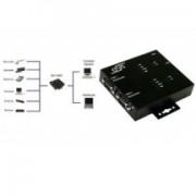 EXSYS Convertisseur USB 2.0 - 2 x interface RS232/422/485