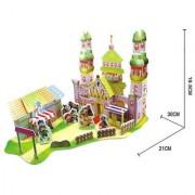 40 Pieces 3D PUZZLE THE EMPERORS NEW CLOTHES pz-5