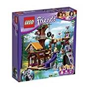 LEGO 41122 Friends Adventure Camp Tree House - Multi-Coloured