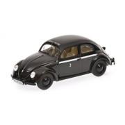 Minichamps 431051294 - 1:43 VW Beetle 1200 Export 1947 British Car Hire