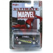 Marvel Ultimate Die Cast Collection Series 1: Spider-Man Buick LaCrosse Die Cast Car