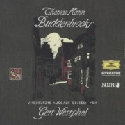 Buddenbrooks. 22 CDs by Thomas Mann