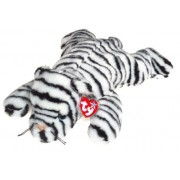 TY Beanie Buddy - WHITE TIGER the Tiger (Blizzard) by Ty Inc.