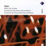 E. Tubin - Piano, Flute& String Con (0809274819628) (1 CD)