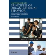 Handbook of Principles of Organizational Behavior by Edwin A. Locke