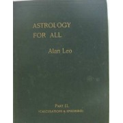 Astrology For All (Part Ii)