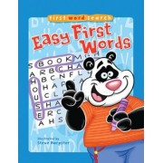 First Word Search: Easy First Words by Steve Harpster
