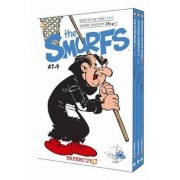 Smurfs Graphic Novels Boxed Set: Vol. #7-9, The by Peyo