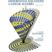 Differential Equations and Linear Algebra by C. Henry Edwards
