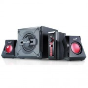 Boxe Genius SW-G2.1 1250 Black, 38W(Subwoofer 20W+2 sateliti*9W), Gaming speakers, 31730980100