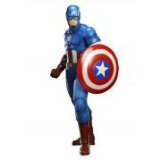 Marvel Comics ARTFX+ PVC Statue 1/10 Captain America 19 cm
