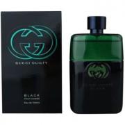 Gucci Guilty Black Pour Homme Eau de Toilette para homens 50 ml
