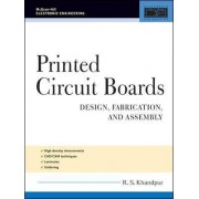 Printed Circuit Boards by R. S. Khandpur