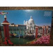 Grand Canal Venice Italy 1000 Piece Puzzle By RoseArt by Rose Art
