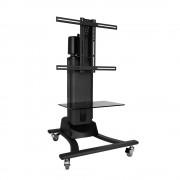 Telehook Floor TV Cart Motorised [TH-EMC]