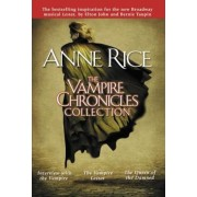 The Vampire Chronicles Collection: Interview with the Vampire, the Vampire Lestat, the Queen of the Damned, Paperback
