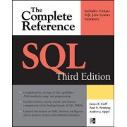 SQL The Complete Reference by James R. Groff