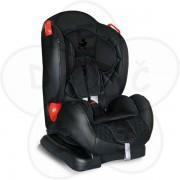 Auto Sedište F1, black leather 9-25kg