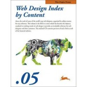 Web Design Index by Content .05 by Guenter Beer