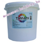 TIWIAN fehérítő hatású mosópor 10 kg-os vödrös