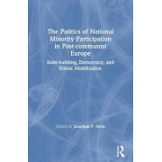 The Politics of National Minority Participation in Post-Communist Societies: State-Building, Democracy and Ethnic Mobilization by Jonathan Stein