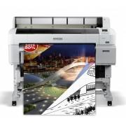 Epson SureColor SC-T5200PS A0 CAD színes tintasugaras nyomtató - állvánnyal