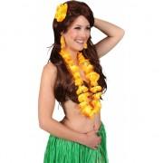 Hawaii accessoires oranje