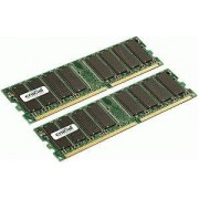 Crucial 2 GB DDR2-RAM - 800MHz - (CT2KIT12864AA80E) Crucial CL6