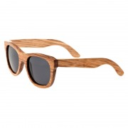 Earth Wood Sunglasses Barefoot 303z Unisex