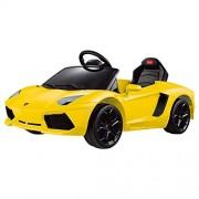 Costzon 6V Kids Ride On Car Lamborghini Aventador LP700-4 Licensed RC Remote Control Electric Toy Vehicle