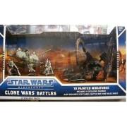 Star Wars Miniatures Clone Wars Battles Scenario Pack [Toy]