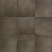 Vloertegel Cisa Concreta Fango Bruin/Antraciet 60,8x60,8