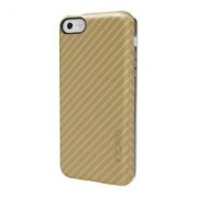 Incipio Feather Cf Case For Iphone 5C - Retail Packaging - Gold