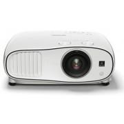 Videoproiector Epson EH-TW6700, 3000 lumeni, 1920 x 1080, Contrast 70000:1, HDMI, 3D (Alb)