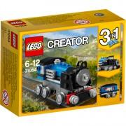 Creator - Blauwe trein