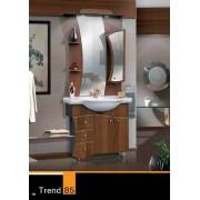 GUIDO TREND 85 Fürdőszobaszekrény komplett