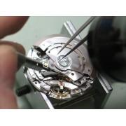 Zetten van 3 horlogewijzers
