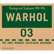 Andy Warhol Catalogue Raisonne: Part 3 by Andy Warhol Foundation