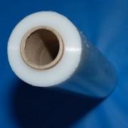 Sztreccsfólia, stretchfólia kézi 500mm/20my/2,7+0,3kg