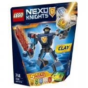 LEGO Nexo Knights: Battle Suit Clay (70362)