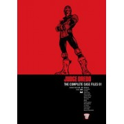 Judge Dredd: Complete Case Files v. 1 by John Wagner
