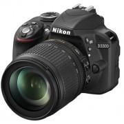 NIKON D3300 + 18-105mm VR Preta