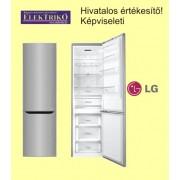 LG GBB60PZGFS kombinált hűtőszekrény , A+++ , No Frost , Inox