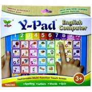 Scrazy Y - Pad Touch Screen English Computer