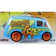 Hot Wheels Pop Culture Hanna-Barbera Scooby-Doo Mystery Machine - Quick D-Livery