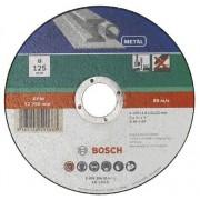 Bosch egyenes darabolótárcsa fémhez A 46 T BF (125 x 1,6mm)